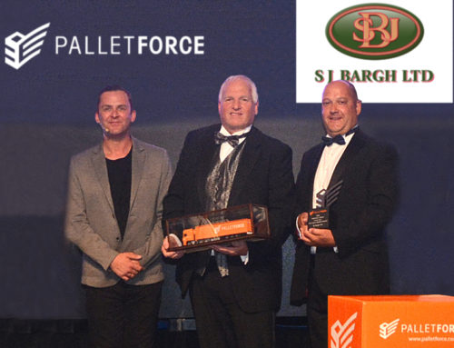 Voted Palletforce depot of the year