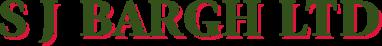 SJ Bargh Logo